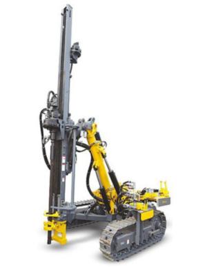 Crawler Drill DM 4