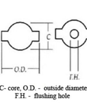 Turbine Section Drill Rod 1
